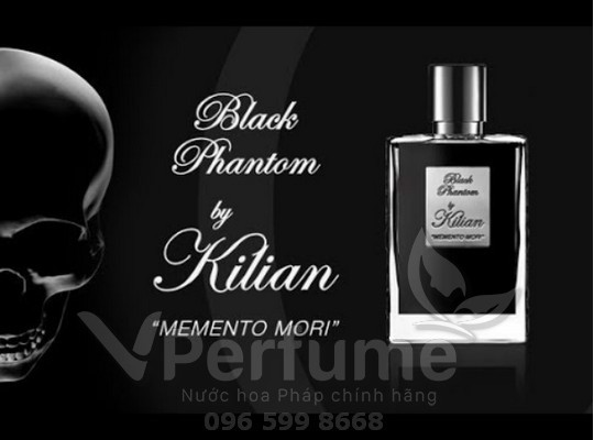 Nuoc hoa Kilian Black Phantom EDP