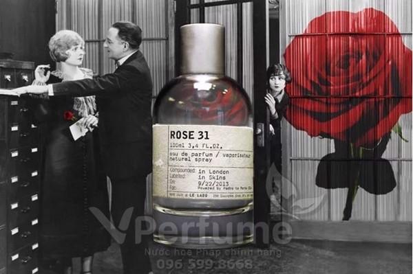 Đánh giá nước hoa Le Labo Rose 31 EDP