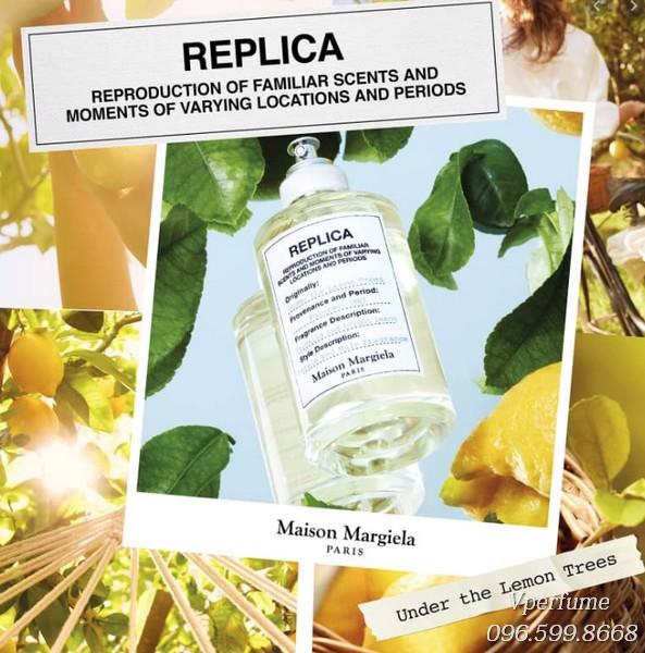nước hoaReplica Under The Lemon Tree EDT