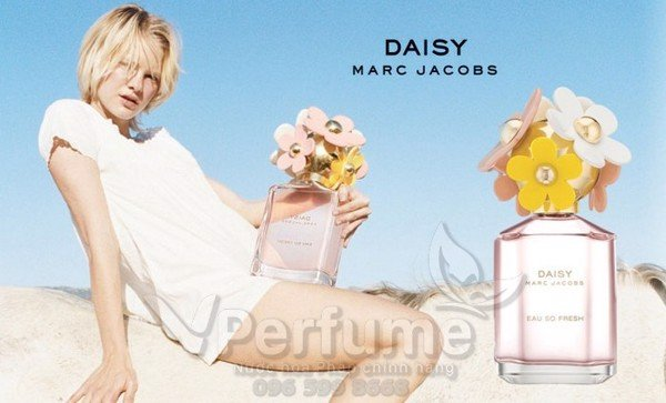 Nước hoa nữ Marc Jacobs Daisy Eau So Fresh EDT 125ml