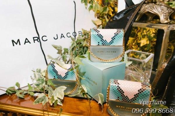 Thiết kế chai nước hoa nữ Marc Jacobs Eau So Decadent EDT