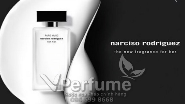 Nước hoa Narciso For Her Pure Musc 100ml