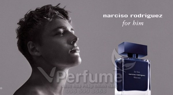 Nuoc hoa Narciso For Him Bleu Noir 100ml
