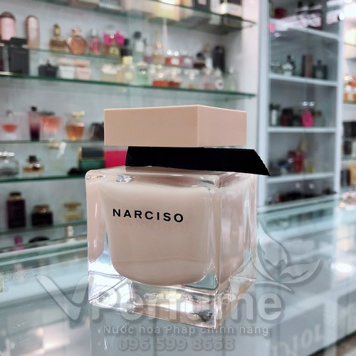 Nuoc hoa Narciso Poudrée Limited Edition 75ml