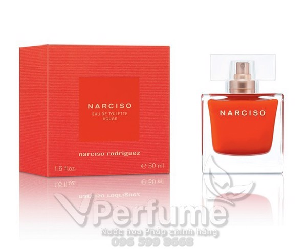 Nước hoa nữ Narciso Rouge EDT