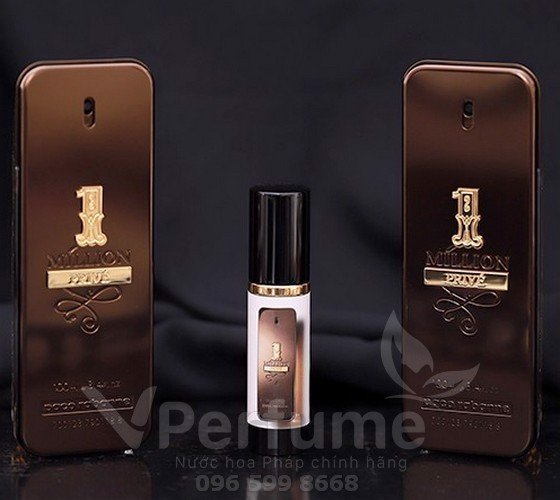 nước hoa nam 1 Million Prive EDP