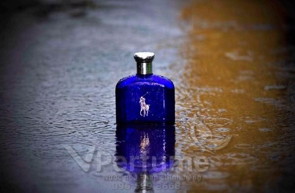 Cách sử dụng nước hoa namRaph Lauren Polo Blue EDT