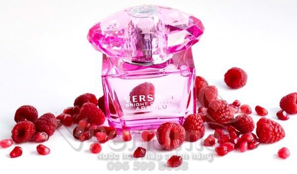 Đánh giá nuoc hoa Versac Bright Crystal Absolu EDP