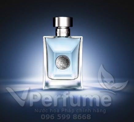 Danh gia nuoc hoa nam Versac Pour Homme EDT