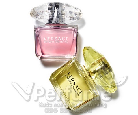 Nuoc hoa nu Versace Yellow Diamond EDT