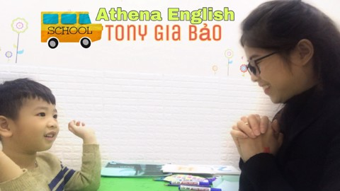 Speaking Test Tony Gia Bảo