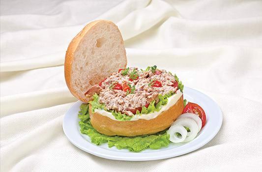 hamburger-cá-ngừ