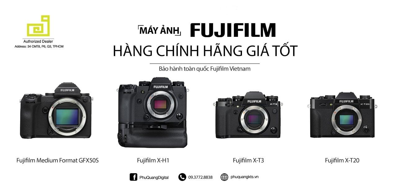 Mirroless Fujifilm