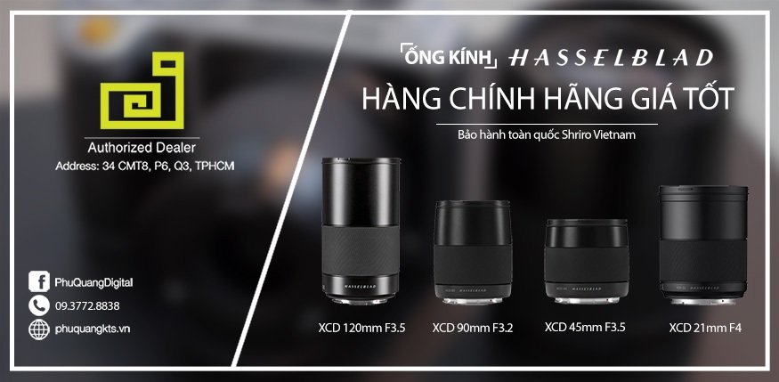 Ống kính Hasselblad