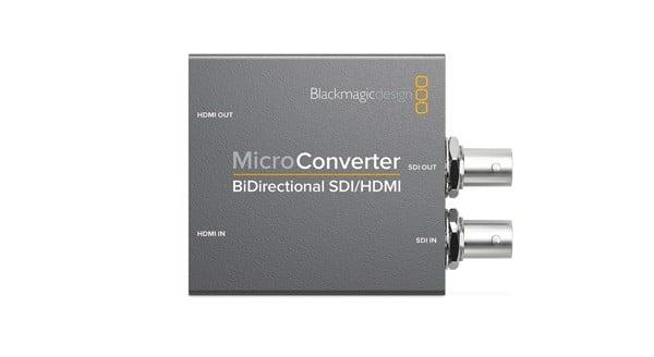 Bộ chuyển đổi Blackmagic Video Micro Converter BiDirectional SDI/HDMI chất lượng