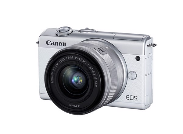 Canon M200 trắng