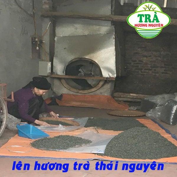 Lấy hương Trà Thái Nguyên hay đánh mốc Trà Thái Nguyên?