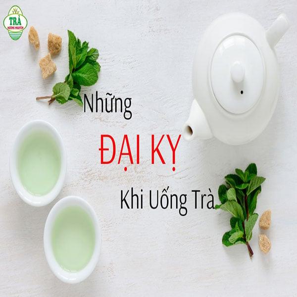 Giải mã vấn đề bà bầu có nên uống trà Thái Nguyên?