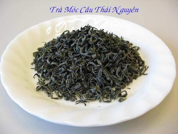 Giá trà móc câu Thái Nguyên