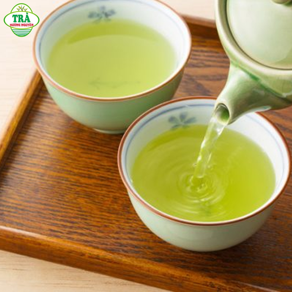 cách ủ trà xanh thái nguyên