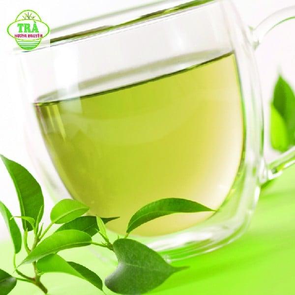 Cách hãm trà xanh