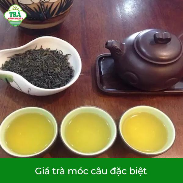 giá trà móc câu đặc biệt