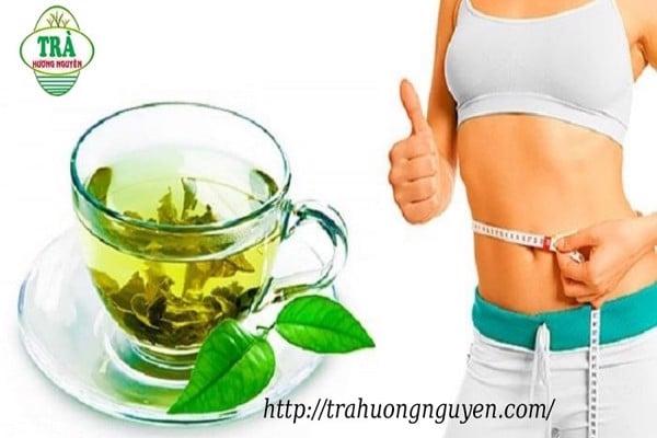 trà xanh thái nguyên giảm cân