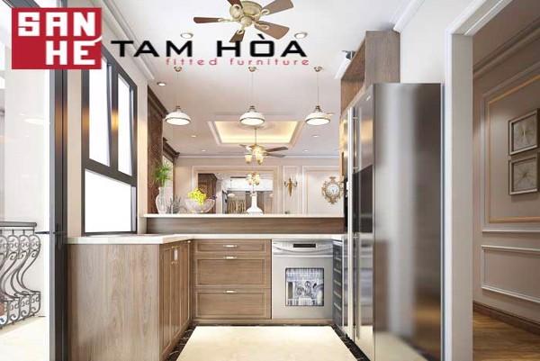Top 6 mẫu thiết kế nội thất chung cư tại Hà Nội MAX ĐẸP