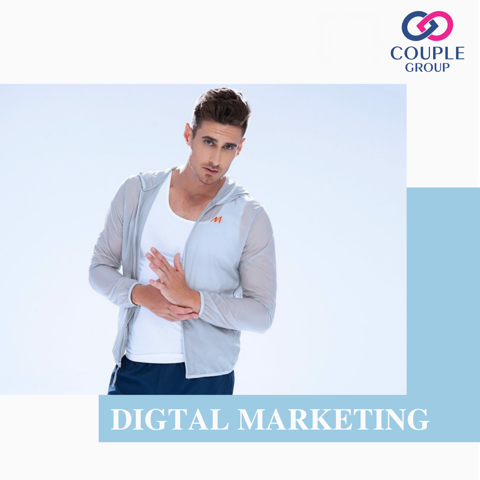 NHÂN VIÊN DIGITAL MARKETING (Thời trang Couple TX)