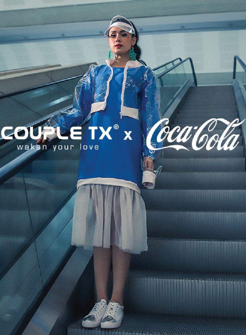 Couple TX x Coca-Cola
