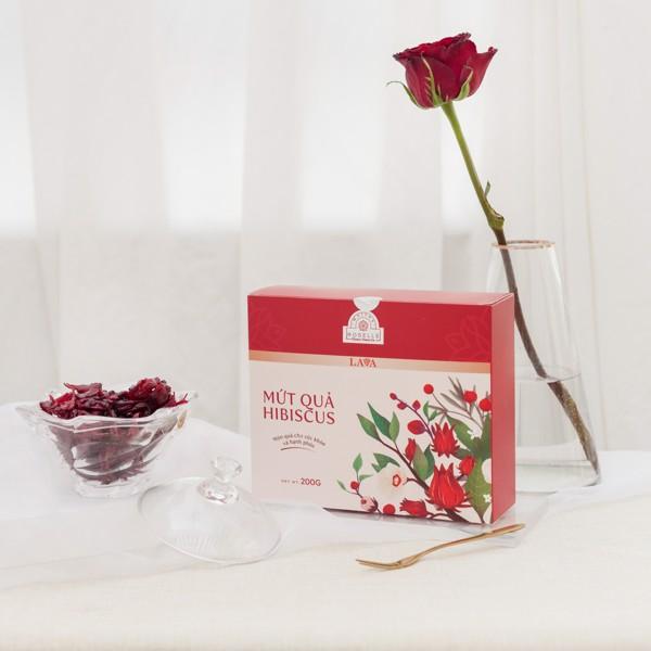 mứt hibiscus 200g