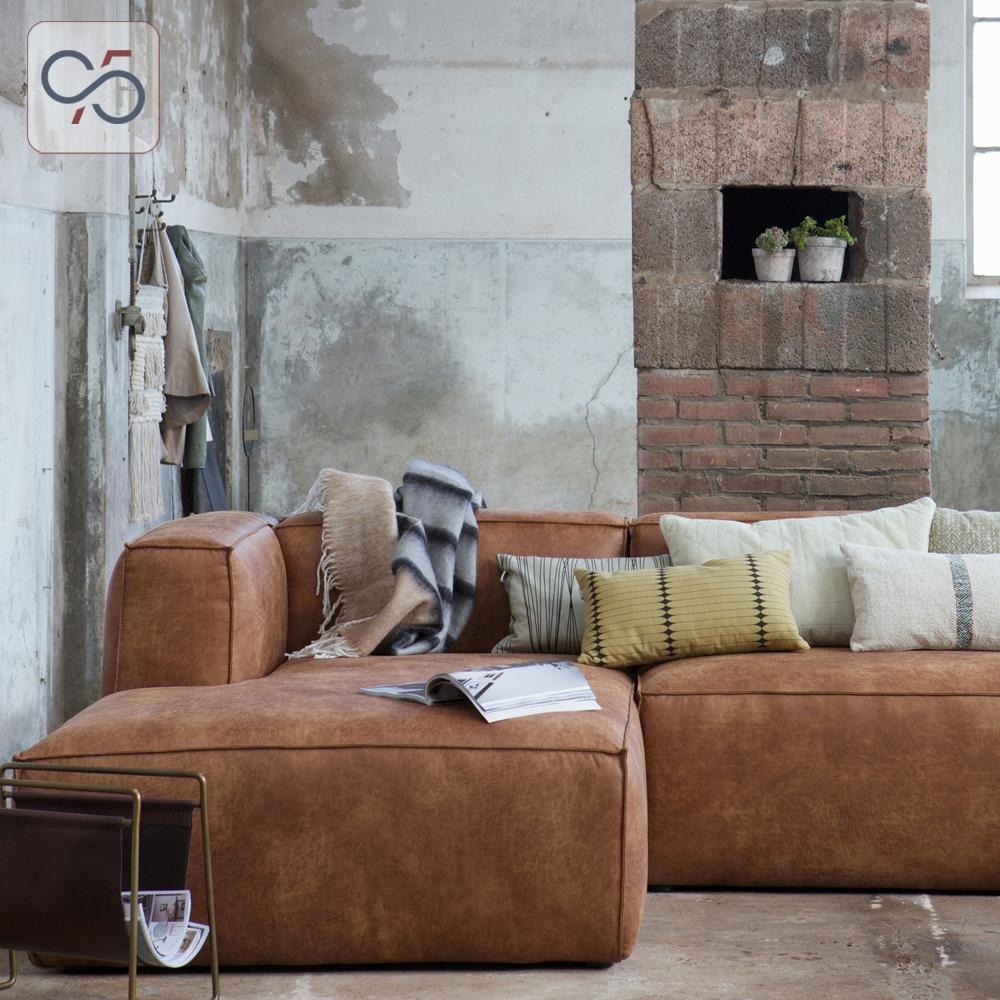 Bean-sofa-modular-module-bọc-da-phong-cách-ý-italia