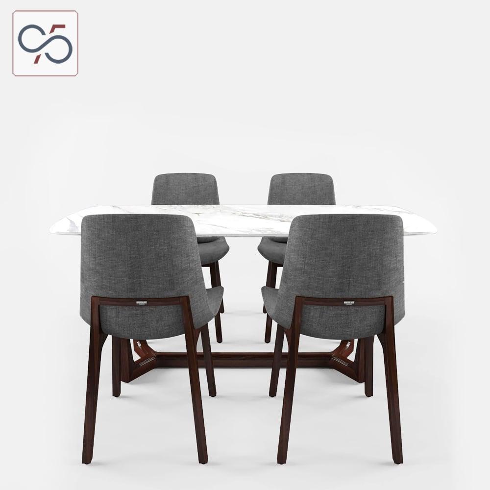 Bộ-bàn-ăn-mặt-đá-concorde-4-ghế-gỗ-ventura-hà-nội