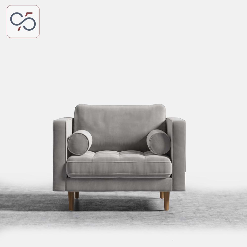 Sofa-đơn-LUCA-armchair-bọc-vải-nỉ-phong-cách-ý-italia