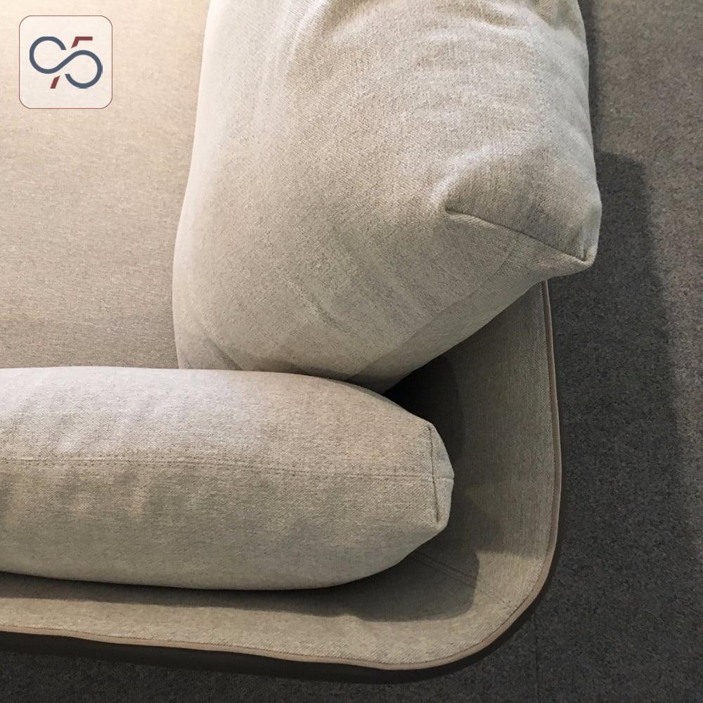 Sofa-MORRISON-Arketipo-italia-văng-bọc-da-nỉ-chân-sắt