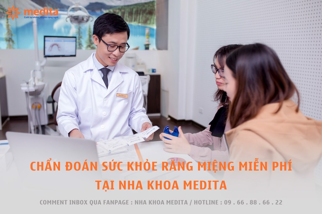 Chẩn đoán miễn phí tại Medita