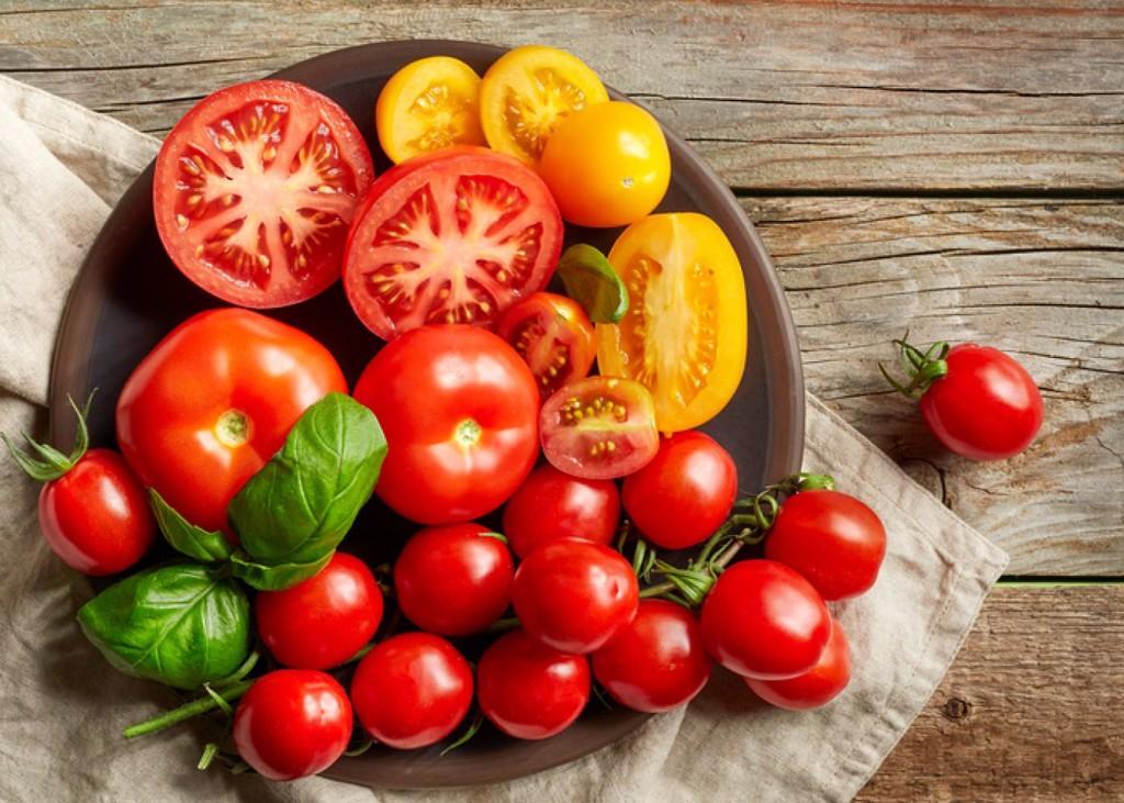 Cà chua gây ảnh hưởng đến chất lượng răng