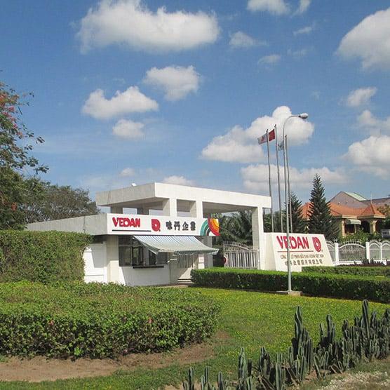 Nhà máy Vedan Đồng Nai