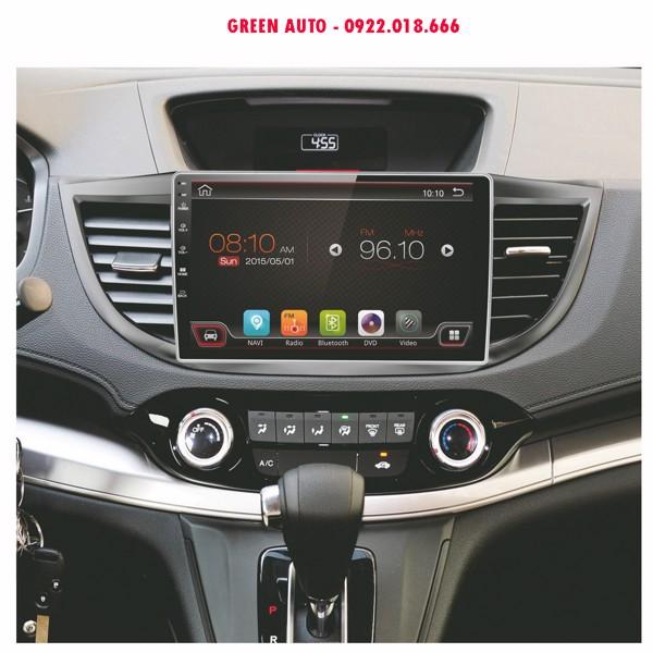 Màn hình DVD Android Honda CRV 2012,2013,2014,2015,2016,2017 Cắm Sim 4G