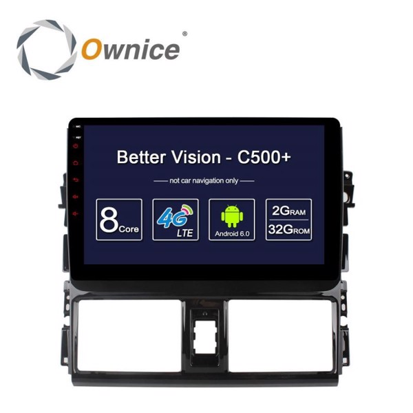 DVD Ownice C500+ Toyota Vios