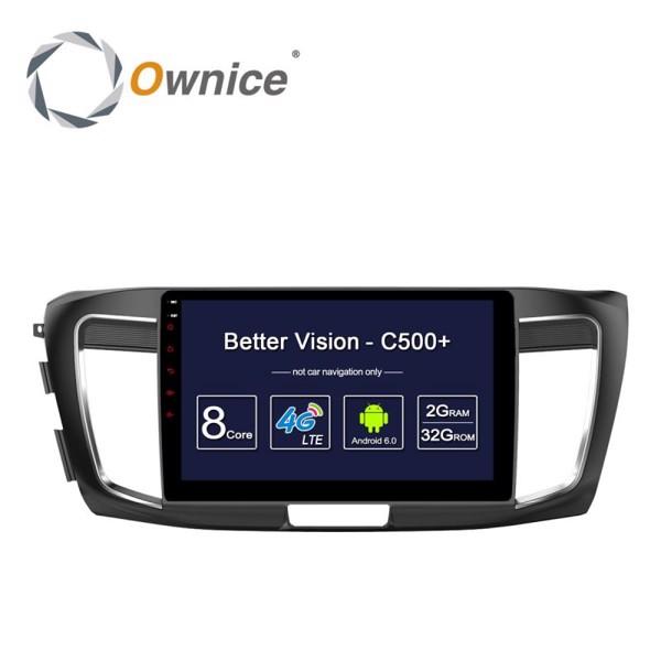 DVD Ownice C500+ Honda Accord