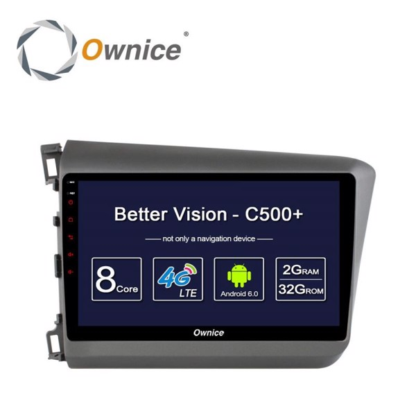 DVD Ownice C500 Honda Civic
