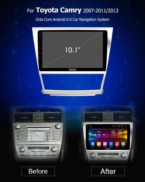 DVD Ownice C500+ Toyota Camry