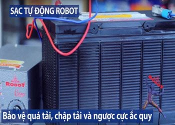 Robot Automatic Chargers