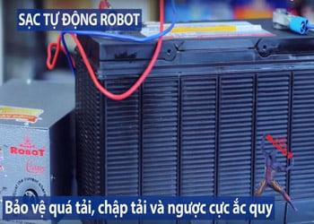 Sạc tự động Robot