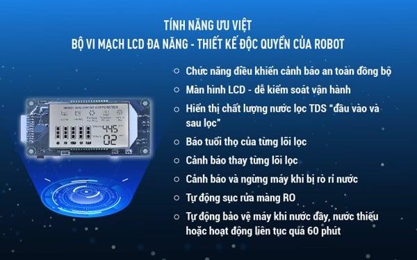 bộ vi mạch LCD