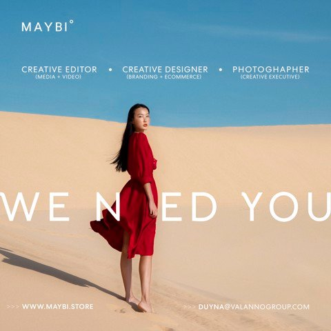 Creative Designer (Branding + Ecommerce) - Job Description 2020