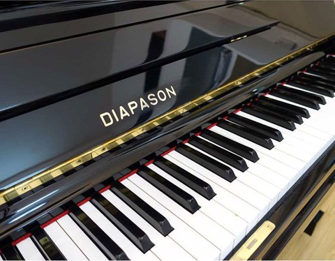 Đàn piano ngoài dòng Diapason