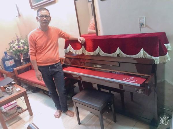 Đàn piano cơ Hoffman