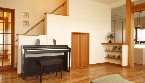 Đàn piano điện Kawai CN24